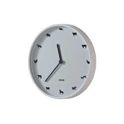 Clock in Clock | Wall clocks | Driade