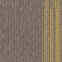 Off Line 7559002 Mushroom-Mustard | Carpet tiles | Interface