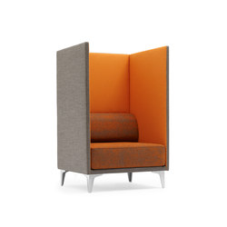 ApoLuna-Box EJ 400-1B | Lounge chairs | Erik Jørgensen