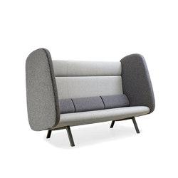 In Duplo EJ 185-3-D | Lounge sofas | Erik Jørgensen