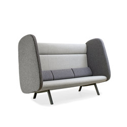 In Duplo EJ 185-3-D | Sofás lounge | Erik Jørgensen