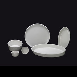 Porcelain Baking Dishes | Dinnerware | Officine Gullo