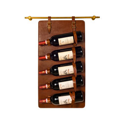 Leather Accessories | Wine racks | Officine Gullo