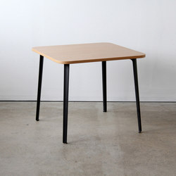 Canteen Table Oak | Cafeteria tables | VG&P