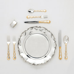 Silver Place Setting | Services de table | Officine Gullo