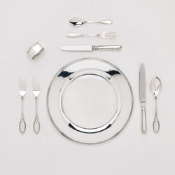 Silver Place Setting | Dinnerware | Officine Gullo