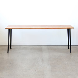 Canteen Table Oak | Mesas de cantinas | VG&P