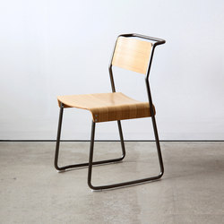 Canteen Utility Chair | Sillas multiusos | VG&P