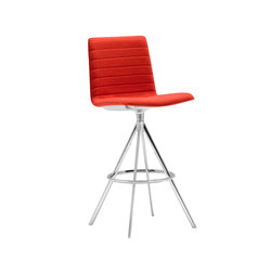 Flex High Back BQ 1668 | Bar stools | Andreu World