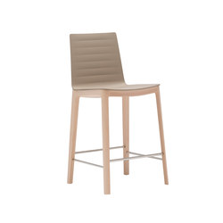 Flex High Back BQ 1672 | Bar stools | Andreu World