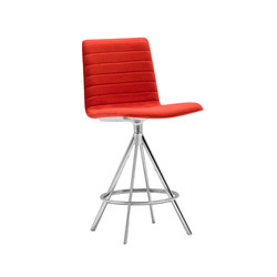 Flex High Back BQ 1674 | Bar stools | Andreu World