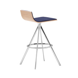 Lineal BQ 0642 | Tabourets de bar | Andreu World
