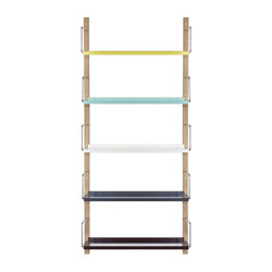 Croquet Wall Shelving 5 Hoop | Office shelving systems | VG&P