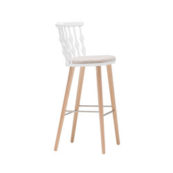 Nub BQ 1452 | Bar stools | Andreu World