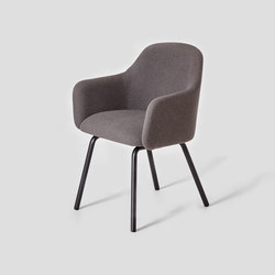 MT Club Chair Steel | Sillas | VG&P