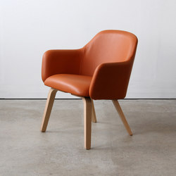 MT Lounge Chair | Poltrone lounge | VG&P