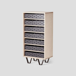 Sled Drawer Unit | Credenze | VG&P