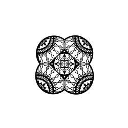 Italic Lace | Untersetzer | Driade