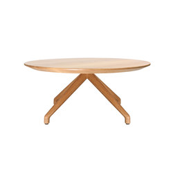 W-Table Lounge Table | Beistelltische | Wagner