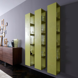 Fiction | Shelving modules | Capo d'Opera