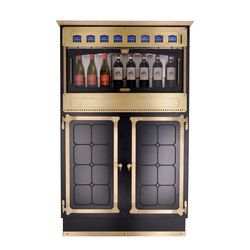 Wine Dispenser | Wine cabinets | Officine Gullo
