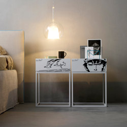 Corto Maltese | Side tables | Capo d'Opera