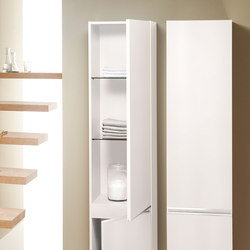 Bel | Tall unit | Wall cabinets | burgbad