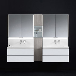 cconceptwall | Lavabos mueble | burgbad