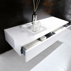 Crono | Sideboard | Bath side boards | burgbad
