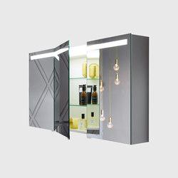 Crono | Mirror cabinet | Armarios de baño | burgbad