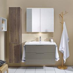 Eqio | Colonne | Armoires de salle de bains | burgbad