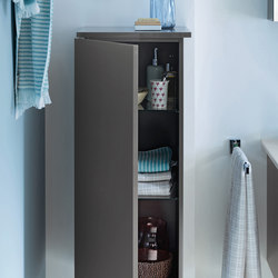 Essento | Mid height cabinet | Armadietti parete | burgbad