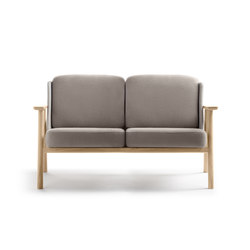 Lasai Sofa | Sofás lounge | Alki