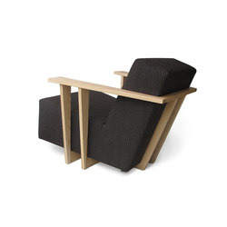 F2 Armchair | Poltrone lounge | Neil David