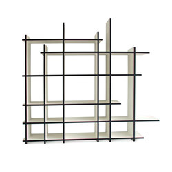 Wabi Bookcase | Scaffali | Neil David