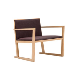 Serena BU 1350 | Lounge chairs | Andreu World