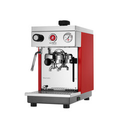 Maximatic red | Coffee machines | Olympia Express SA