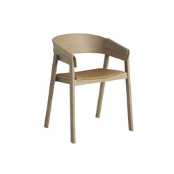 Cover Chair | leather | Chairs | Muuto