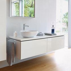 l cube von duravit unterschrank badschrank. Black Bedroom Furniture Sets. Home Design Ideas