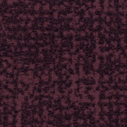 Flotex Colour | Metro Burgundy | Carpet tiles | Forbo Flooring