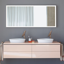 L-Cube - Cabinet base | Armarios lavabo | DURAVIT