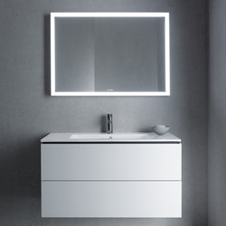 me by starck waschtisch waschtische von duravit. Black Bedroom Furniture Sets. Home Design Ideas