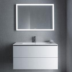 L-Cube - Cabinet base | Vanity units | DURAVIT
