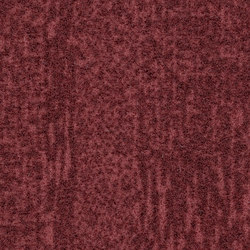 Flotex Colour | Penang berry | Teppichfliesen | Forbo Flooring