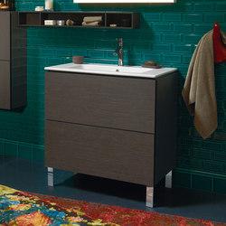 L-Cube - Cabinet base | Meubles sous-lavabo | DURAVIT