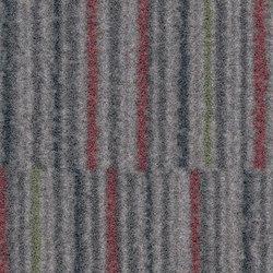 Flotex Linear | Stratus lava | Carpet tiles | Forbo Flooring
