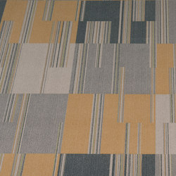 Flotex Linear | Cirrus sulphur | Carpet tiles | Forbo Flooring