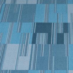 Flotex Linear | Cirrus sapphire | Carpet tiles | Forbo Flooring