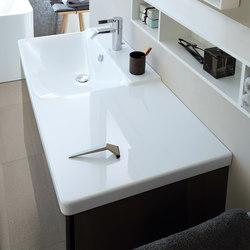 P3 Comforts - Washbasin | Vanity units | DURAVIT