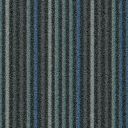 Flotex Linear   Complexity steel   Carpet tiles   Forbo Flooring